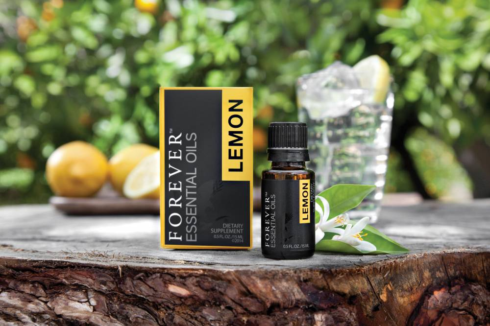 ESSENTIAL OIL (LEMON)